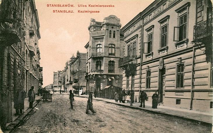 Станиславівські оголошення: забуті герої старого міста 1
