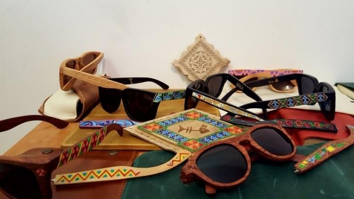На Прикарпатті роблять дерев'яні окуляри, які підкорили Нью-Йорк. ФОТО 4