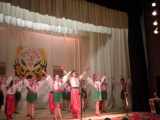 Дитячий зразковий танцювальний колектив