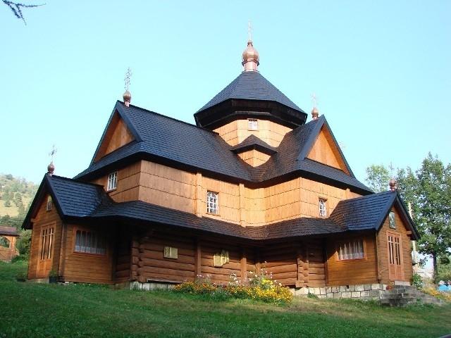 криворівня церква