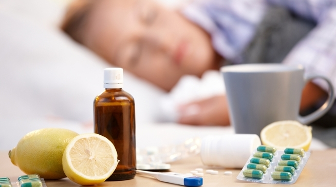 На Прикарпатті за тиждень 12 тисяч людей захворіли на грип та ГРВІ