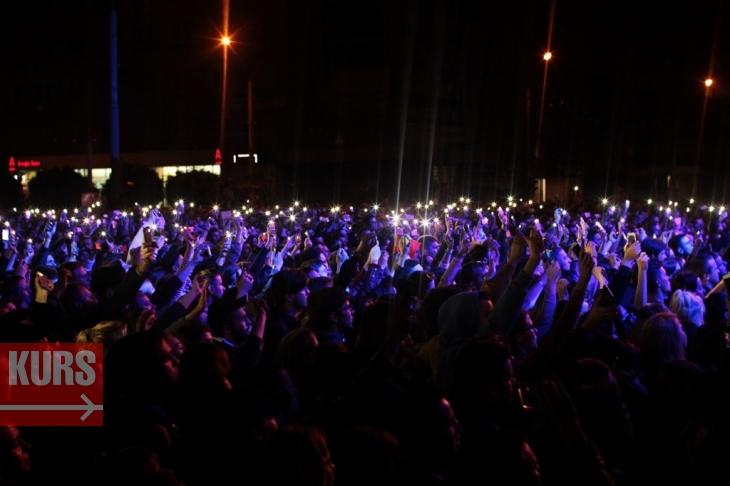 """На концерті у Франківську """"Бумбокс"""" зірвав бурхливі оплески. ФОТО, ВІДЕО 2"""