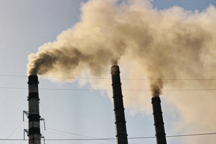 Бурштинська ТЕС та Калуська ТЕЦ потрапили до переліку найбільших забруднювачів повітря в Україні