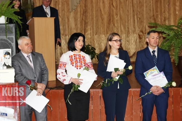 В Івано-Франківську нагородили кращих вчителів області (відео)