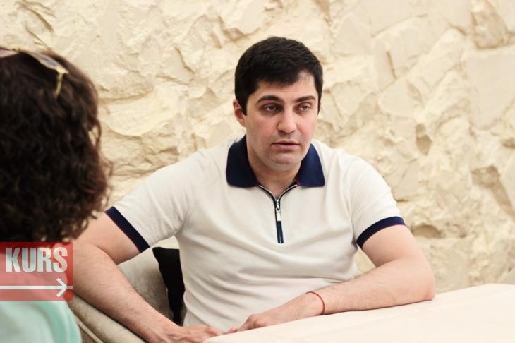 """Давід Сакварелідзе: """"Я міг домовитися з Шокіним та Порошенком, заробити кілька мільйонів і виїхати"""" 2"""