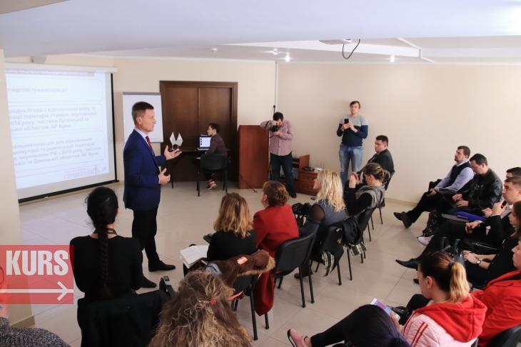 Як відновити мир і повернути окуповані території: в Івано-Франківську Валентин Наливайченко презентував план дій 4
