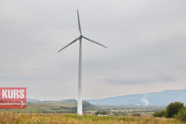 Заснована місяць тому фірма зі статутним капіталом у тисячу гривень хоче 15 га на Прикарпатті нібито під вітроелектростанцію