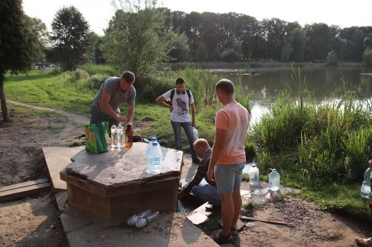 На Прикарпатті перевірили 15 джерел з питною водою 1
