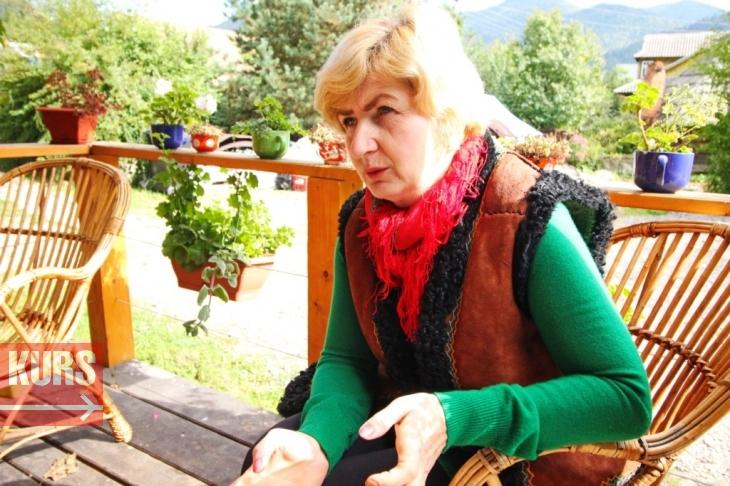 Наталія Кульчицька Татарів