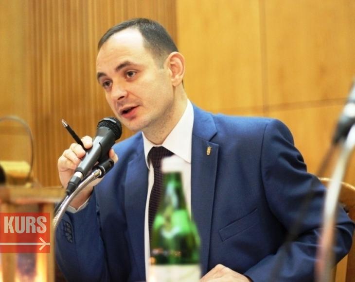 Руслан Марцінків хоче, щоб франківці відмовлялися від автомобілів