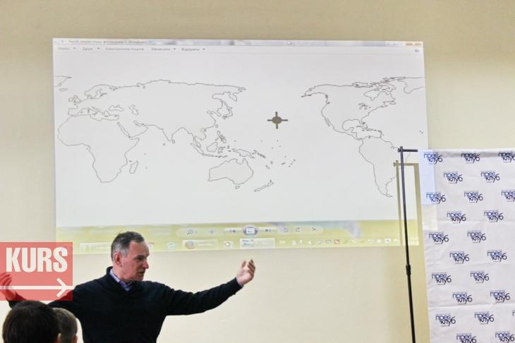 Політолог Тарас Возняк у Франківську: Росію знищить двигун електроавтомобіля 2