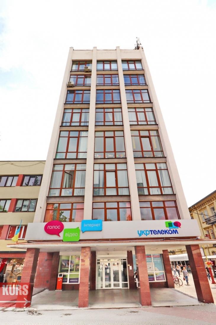 У Франківську фірма порошенківця Солов'я і опоблоківця Мірошниченка пресує підприємців-орендарів приміщень Укртелекому 1