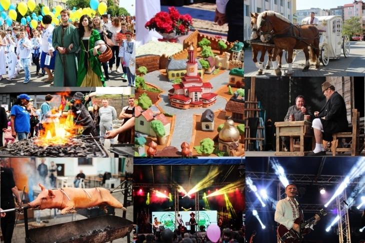 Стало відомо які фестивалі проходитимуть у Франківську упродовж 2019 року