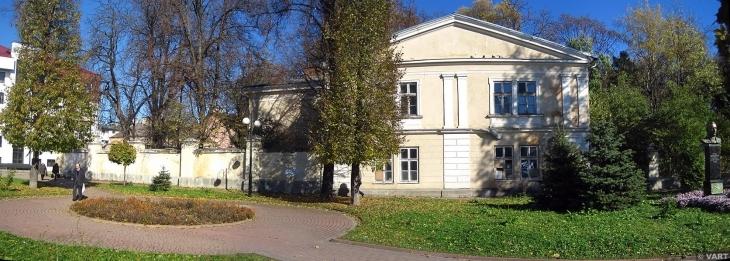 Палац Потоцьких стане місцем проведення найбільш знакових для міста подій (відео)