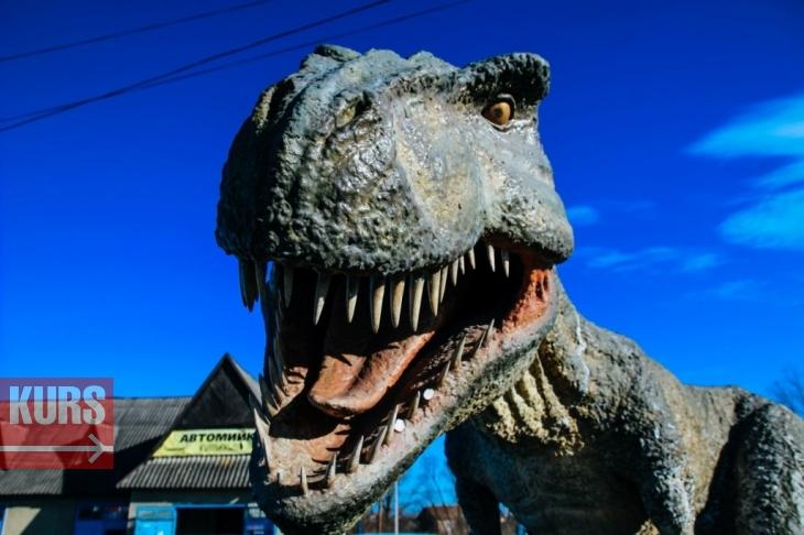 Коломия – батьківщина динозаврів 16