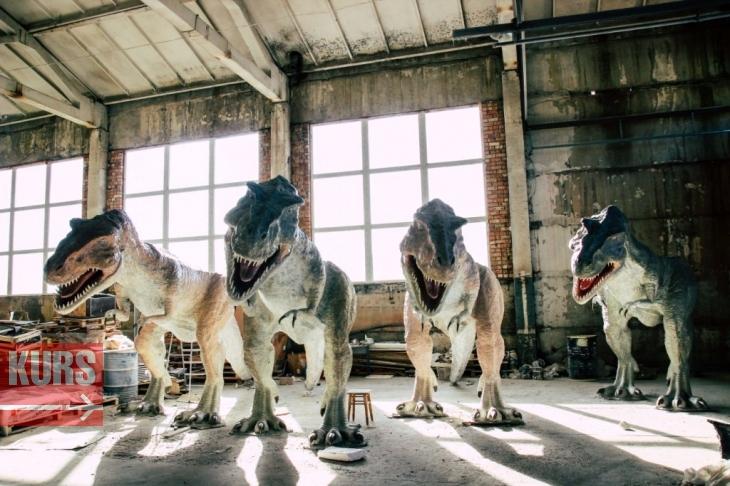 Коломия – батьківщина динозаврів 7