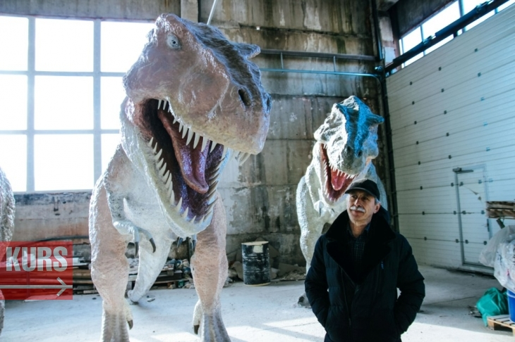 Коломия – батьківщина динозаврів 12