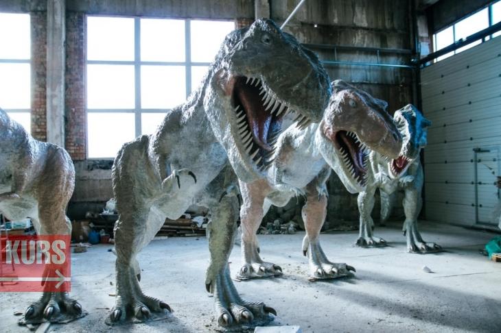 Коломия – батьківщина динозаврів 9