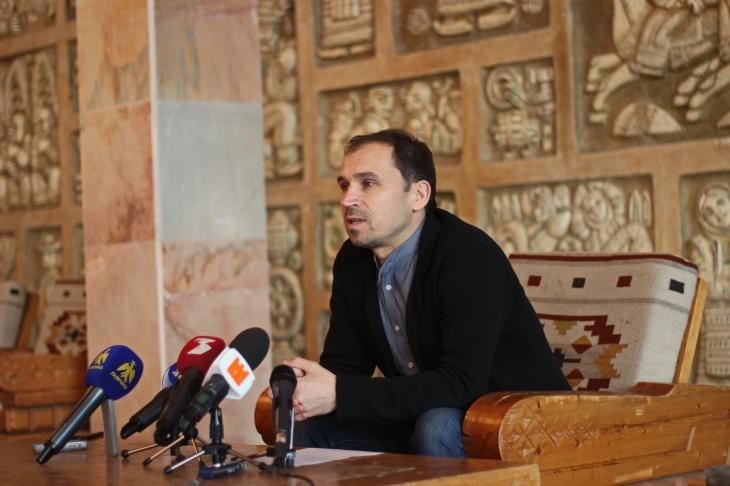 Франківець Ростислав Держипільський став лауреатом Шевченківської премії