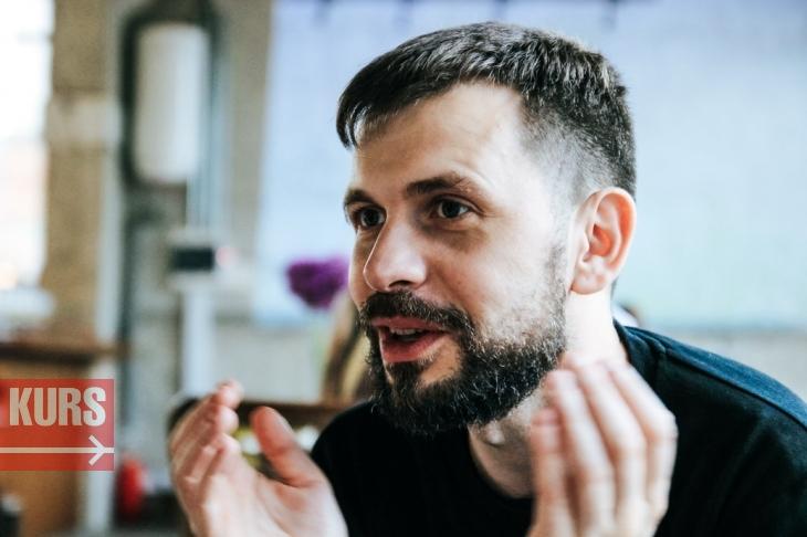 """Франківець Юрко Филюк про особистий простір, перезавантаження, """"лідерство позаду"""" й поразки, що гартують характер"""