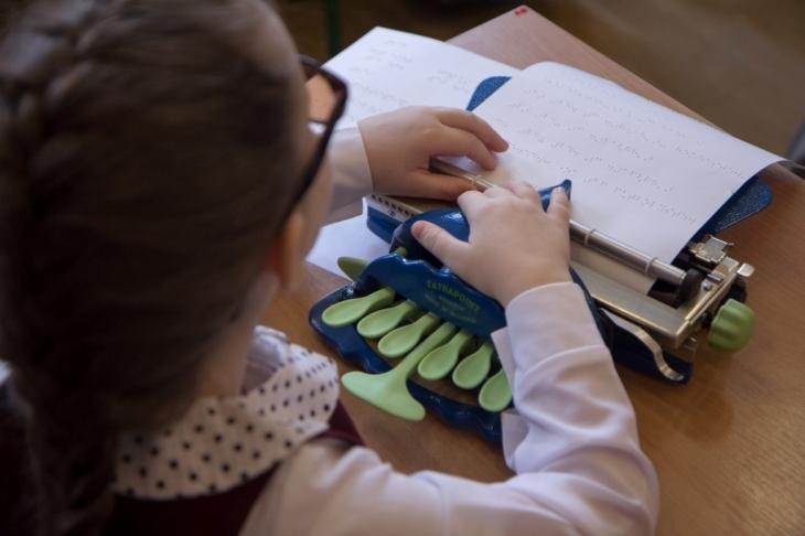 Інклюзивна освіта в Україні: як це роблять у Львові 1