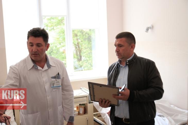 У міській лікарні №1 Івано-Франківська відремонтували палати. ФОТО 2