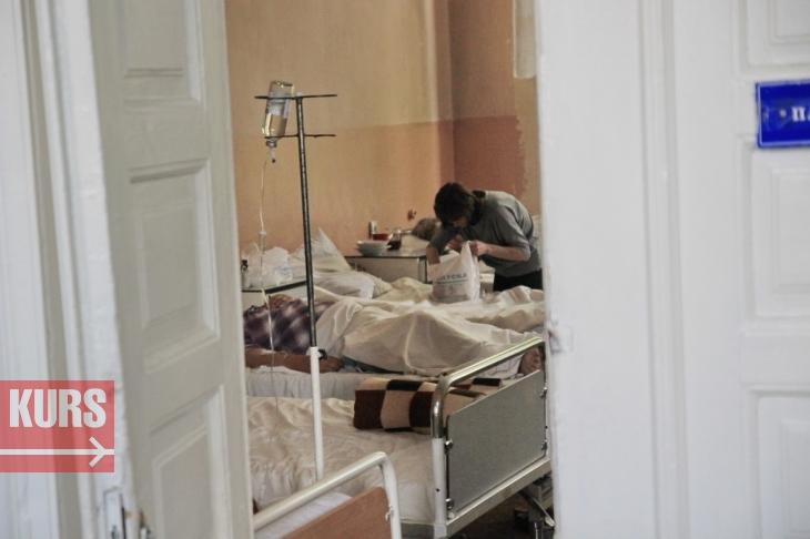 У міській лікарні №1 Івано-Франківська відремонтували палати. ФОТО 10