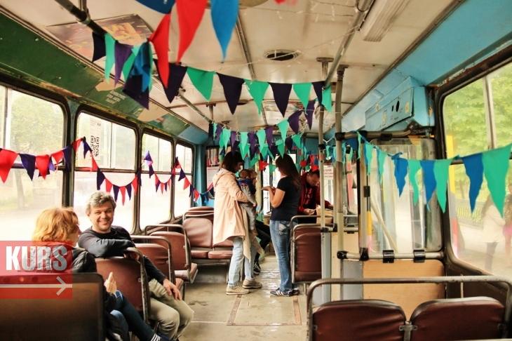Вулицями Івано-Франківська курсуватимуть «Музичні тролейбуси»