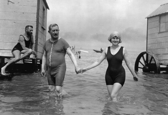 Яким був пляжний відпочинок на початку ХХ століття ФОТО 5e0c1d7732c0b