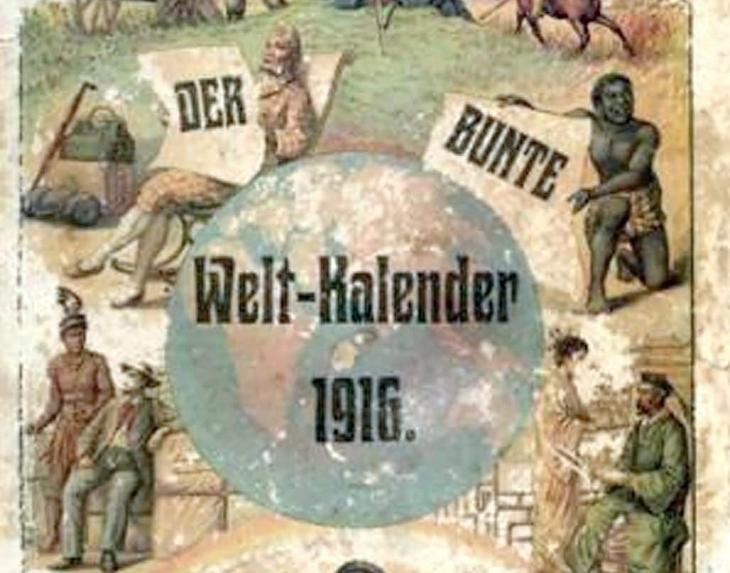 Календар Штайнбренера, 1916 р.