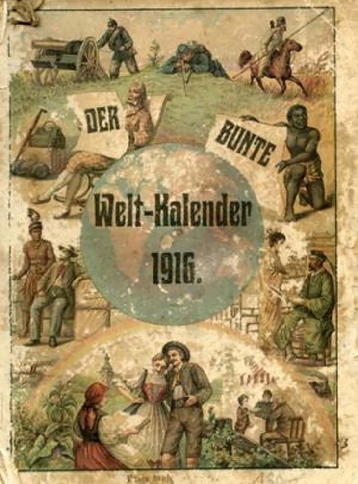 Станиславівські оголошення: календарі старого міста 3