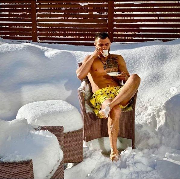 Всесвітньо відомий боксер Василь Ломаченко відпочиває на Прикарпатті. ФОТОФАКТ 1