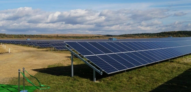Під Франківськом спорудять сонячну електростанцію