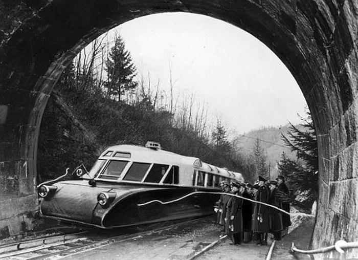 """""""Люкс-торпеда"""": у 1930-х роках Прикарпаттям курсував експрес на швидкості 120 км/год. ФОТО 4"""