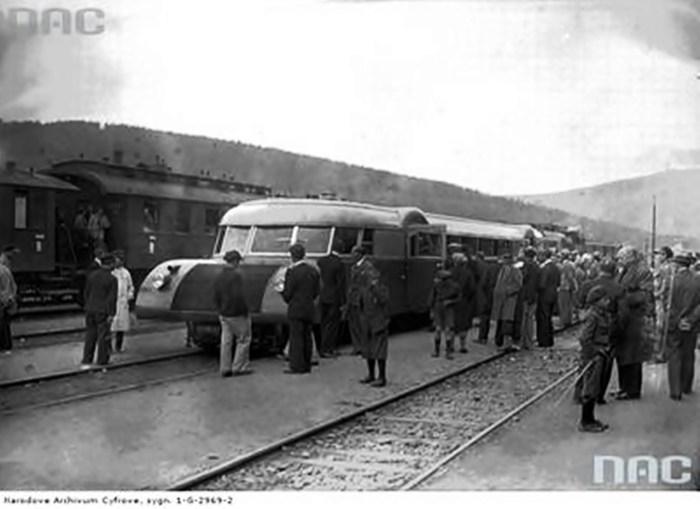 """""""Люкс-торпеда"""": у 1930-х роках Прикарпаттям курсував експрес на швидкості 120 км/год. ФОТО 2"""