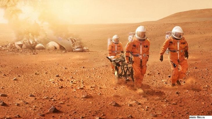 Можливо, через сім-десять років на Марсі з