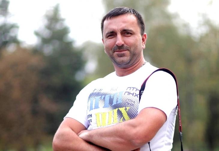 Прикарпатський журналіст повідомив пресі про деталі замаху на нього