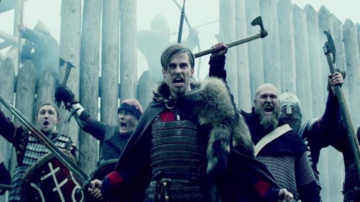 Завершальні кадри фільму про Короля Данила зняли під Франківськом (відеосюжет)