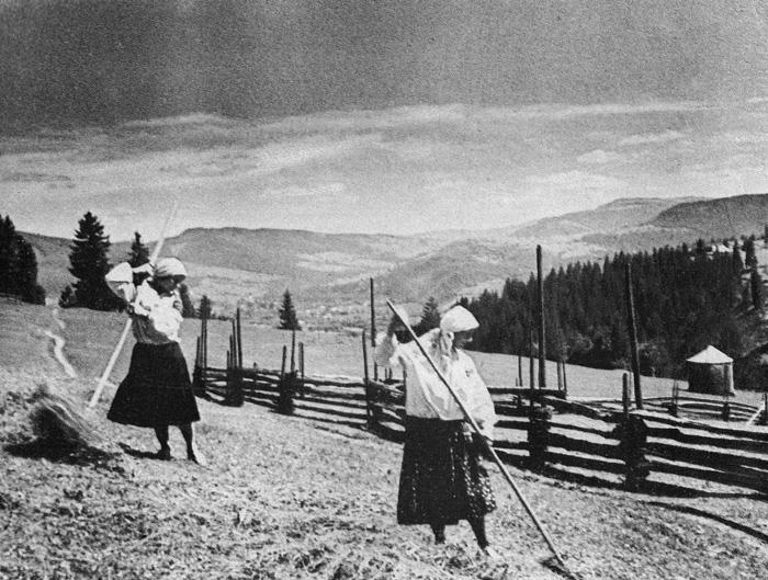 У мережі опублікували унікальні світлини Карпат 1930-х років (фото)