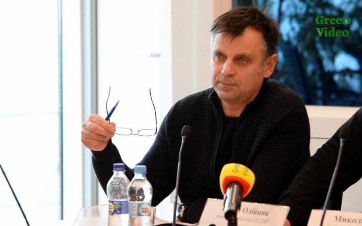 Незаконно звільнений Роман Олійник повертається на посаду першого заступника начальника обласного управління лісового господарства