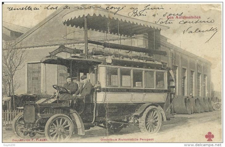 У Франківську перший приватний громадський транспорт пішов понад cто років тому