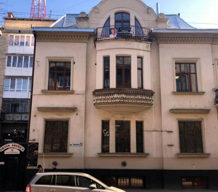В Івано-Франківську розгоряється ще один скандал довкола приватизації великого будинку у центрі міста