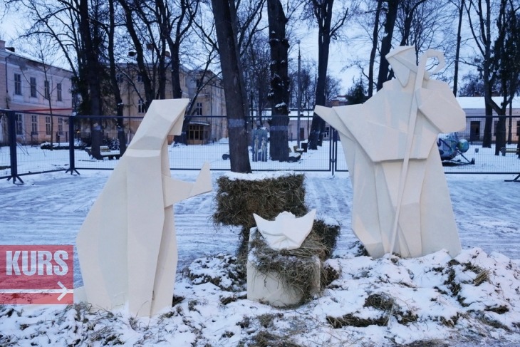 У Палаці Потоцьких розпочали різдвяну коляду. ФОТО, ВІДЕО 4