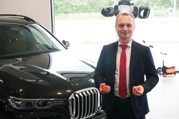 Бестселери з тест-драйвом, обмін та сервіс: у Франківську відкрили автоцентр BMW 5