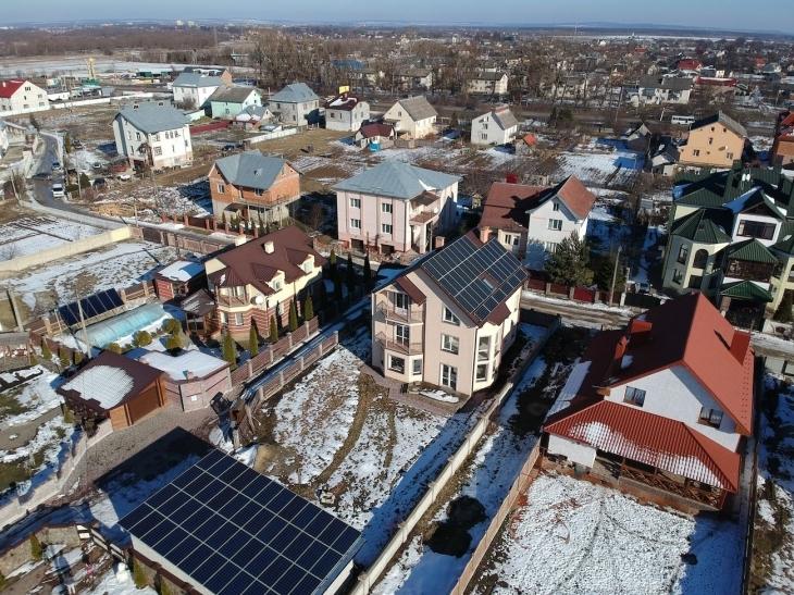 Сонячну електростанцію потужністю 30 кВт встановили в Чернієві. ФОТО 2