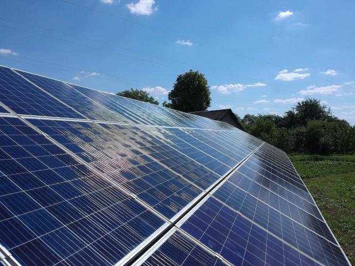 Сонячну електростанцію потужністю 35 кВт змонтовано в Олеші 2