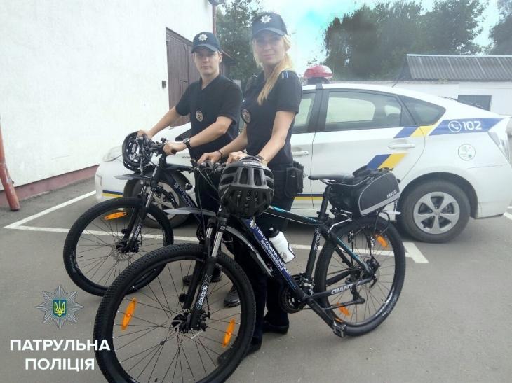 На вулиці Івано-Франківська вийдуть посилені патрулі поліції та нацгвардійців