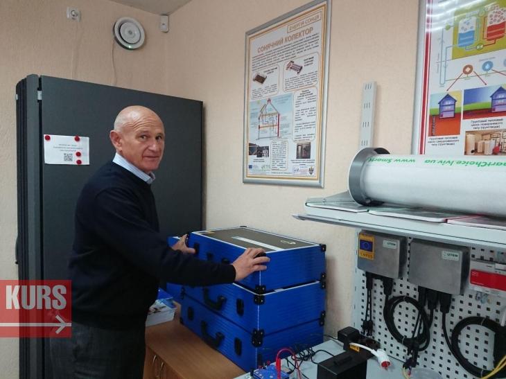Революційні винаходи: у Франківську розробляють унікальні прилади для газової галузі 2