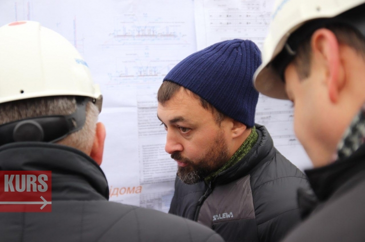 Марцінків показав, якою буде розв'язка Галицького моста на Надрічній: активісти назвали недоліки. ФОТО, ВІДЕО 2