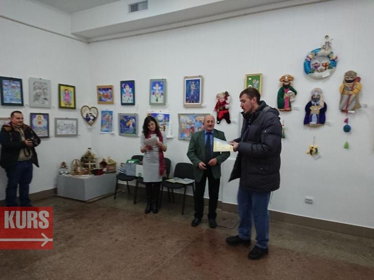 Інститут мистецтв ПНУ нагородив найкращих серед юних художників Прикарпаття. ФОТО 1
